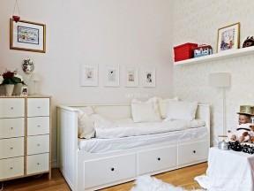兒童房裝飾設計 兒童床圖片
