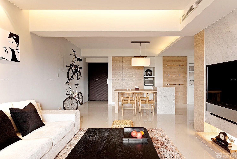 普通房子家居客厅装修效果图