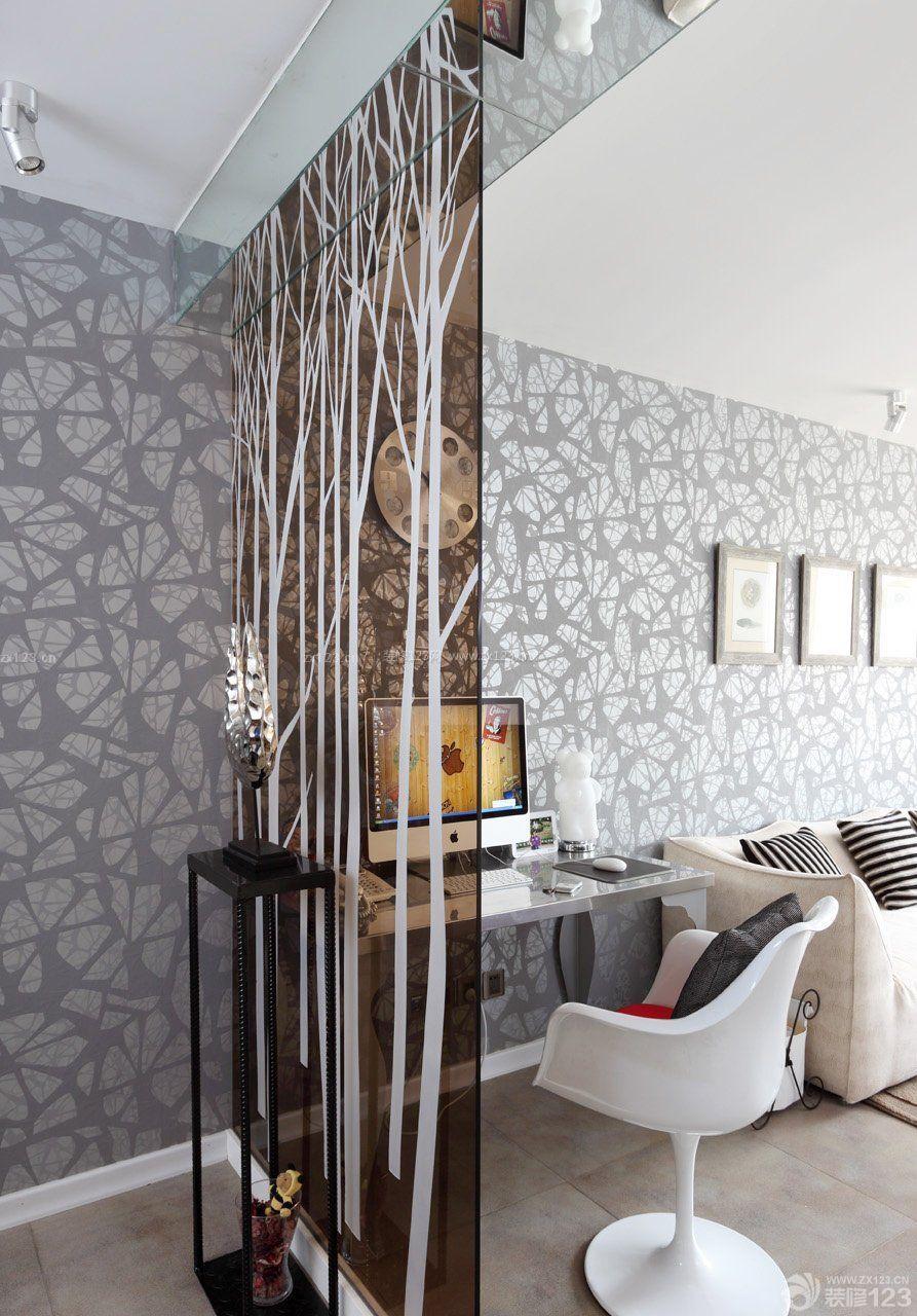 2015自建房玻璃隔断设计图