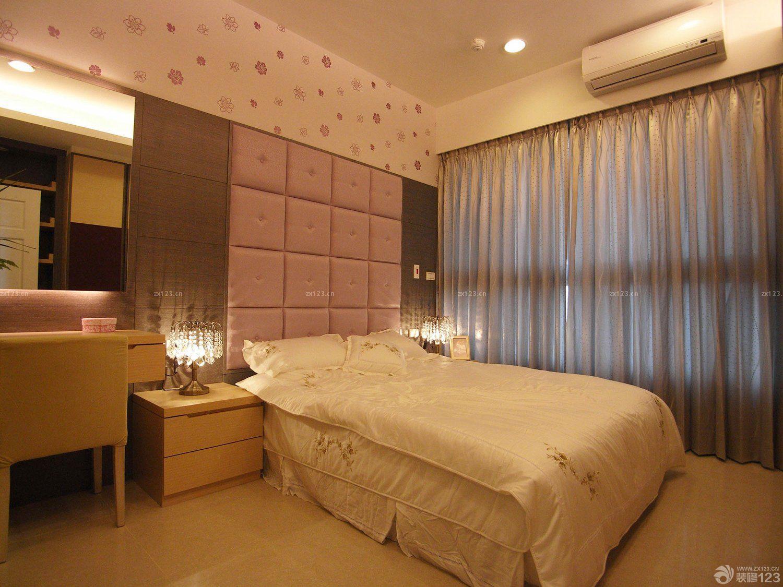 20平米小户型90后小卧室设计装修图