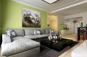 90平米兩室兩廳裝修 客廳裝修設計
