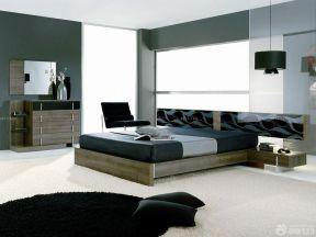 卧室设计图纸 板式家具装修效果图片