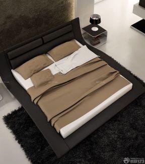 臥室設計圖紙 臥室床效果圖