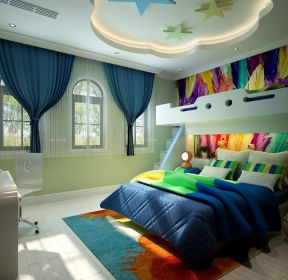 100平米房子創意家居設計裝修圖創意家居設計-每日推薦