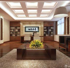 北京专业办公室吊顶装修图-每日推荐