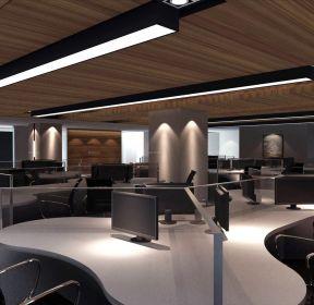 北京中式办公室装修-装信通网效果图大全