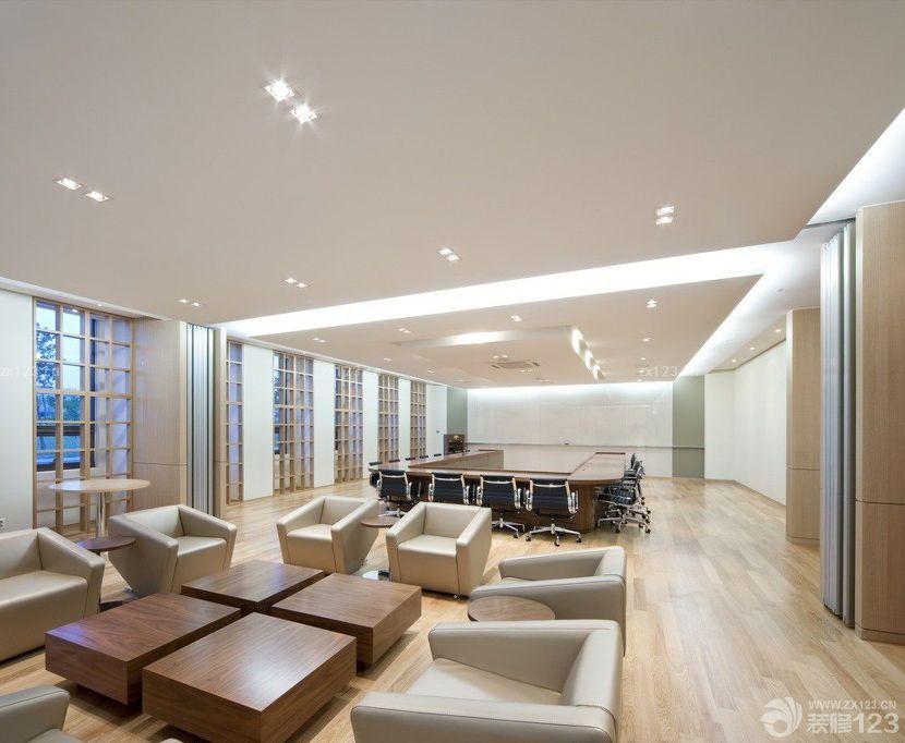 医院简约式会议室装修设计效果图片图片