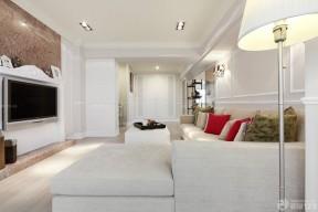 新古典裝修樣板房 客廳裝修設計