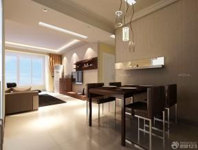 90平米兩室兩廳裝修 現代混搭風格