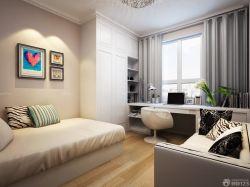 交換空間小戶型房間臥室設計圖
