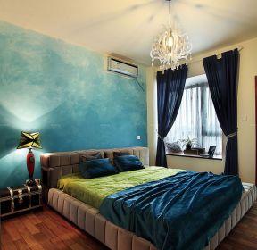 家庭臥室背景墻裝修效果圖-每日推薦