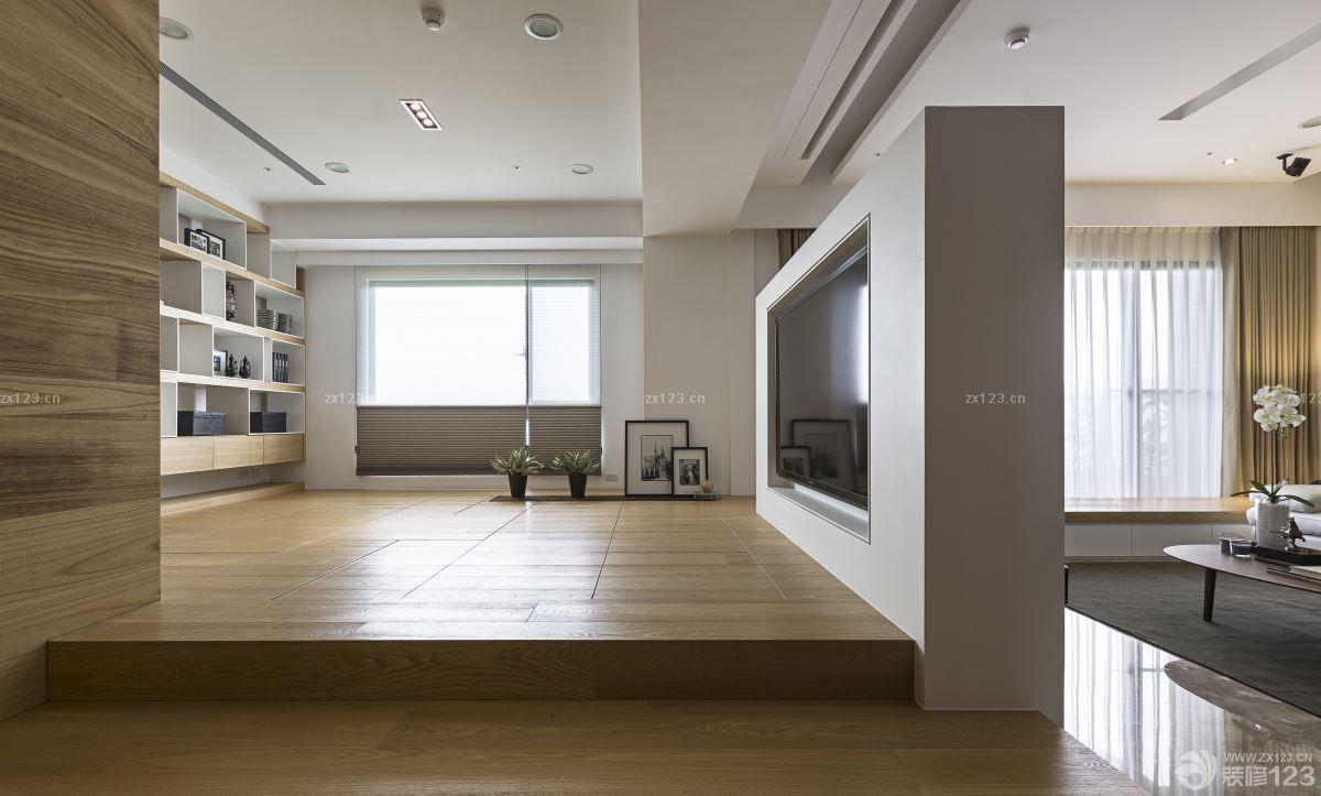 现代风格装修实木地板贴图图片