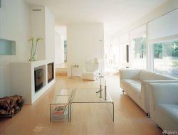 交換空間小戶型現代簡約客廳設計圖