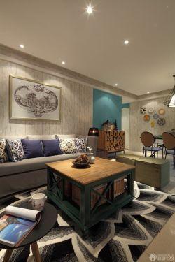 交換空間小戶型別墅客廳設計圖片