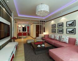 交換空間小戶型客廳地毯設計圖片