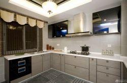 交換空間小戶型廚房設計圖