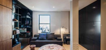 小公寓客厅装修设计效果图