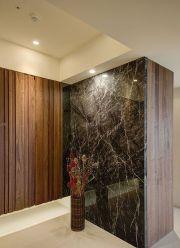 115平米房子入门玄关装饰装修效果图