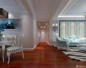 別墅客廳裝修效果圖 簡歐別墅風格裝修效果圖片