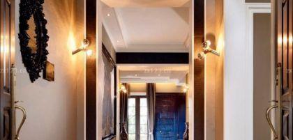 现代别墅大理石地砖装修设计效果图片