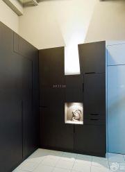 现代时尚装修风格入门玄关装修效果图