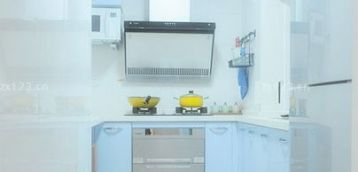 婚房厨房装修设计效果图