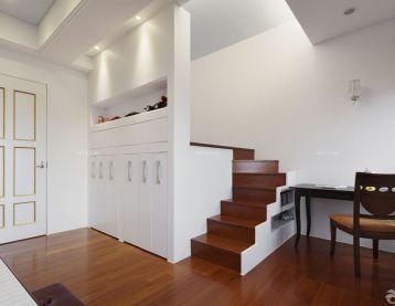 现代风格楼梯间装修设计图片
