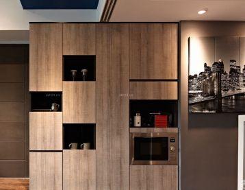 现代时尚风展示柜装修效果图片