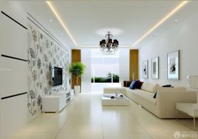 80平方房子装修效果图 家庭装潢效果图