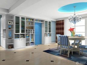 80平方房子装修效果图 简约地中海风格