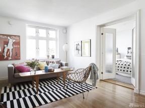 交換空間家裝效果圖 客廳地毯圖片