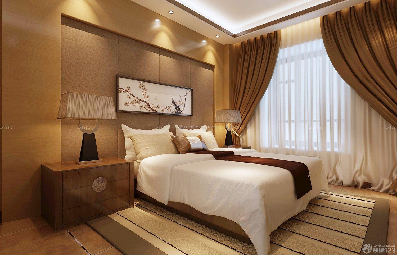 120平米房子卧室装饰装修效果图片