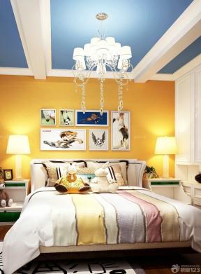 交換空間小戶型臥室 吊頂設計