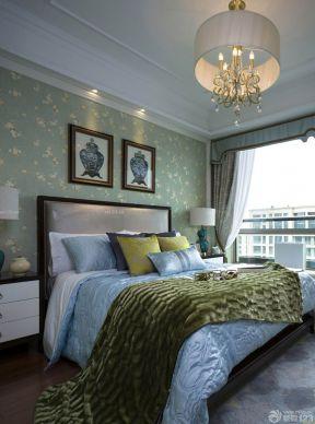交換空間小戶型臥室 臥室壁紙裝修效果圖