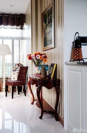 80平米房子裝修設計圖 簡約美式裝修風格