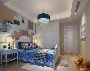 80平米房子裝修設計圖 臥室床頭背景墻