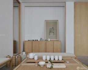 日式办公室装修室内装修效果图v背景背景广进财源电视墙图片