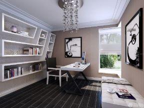 150平方米房子裝修效果圖 書架設計