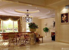 150平方米房子裝修效果圖 歐式風格裝修圖片