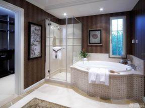 150平方米房子裝修效果圖 按摩浴缸裝修效果圖片