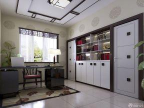 150平方米房子裝修效果圖 書房裝飾圖片