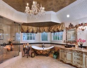 150平方米房子裝修效果圖 古典風格裝修