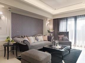90平米房子裝修圖 簡歐式沙發