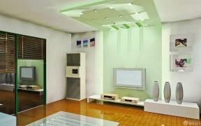 簡約客廳效果圖 客廳吊頂造型