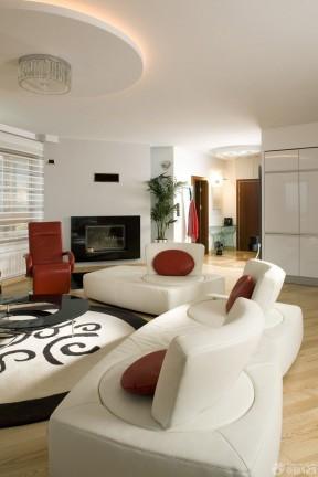 客廳裝飾 簡約小戶型裝修