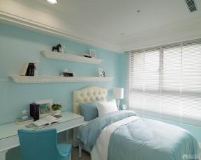 80平方的房子装修图 床头墙效果图