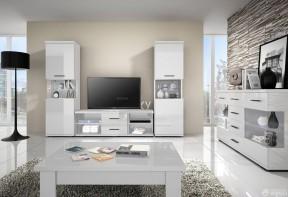 客廳電視背景墻 簡約小戶型裝修
