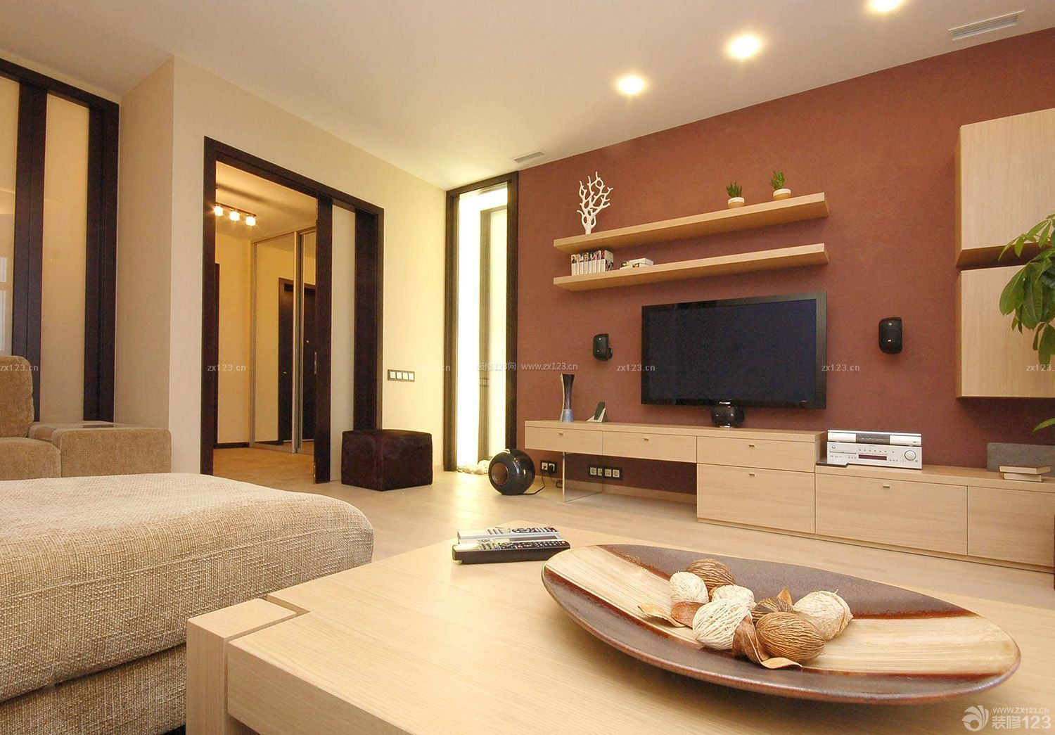 Simple Living Room Design For Small House