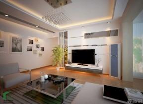 客廳影視墻 簡單客廳裝修