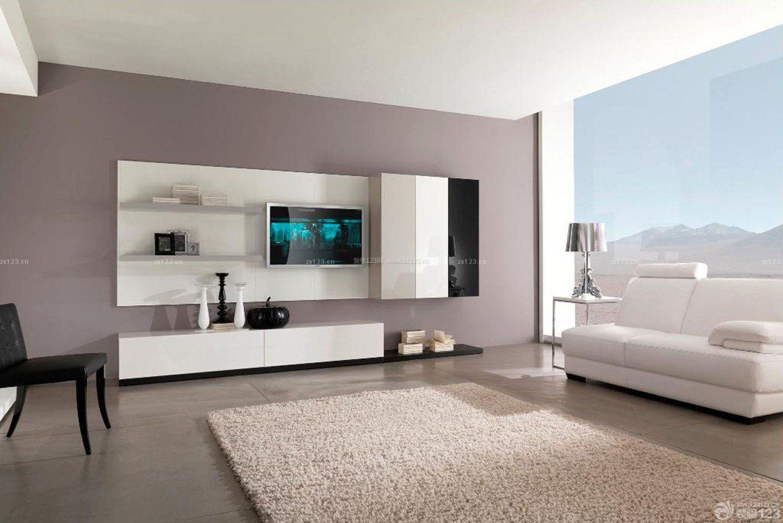交换空间小户型房客厅装修图片_装修123效果图